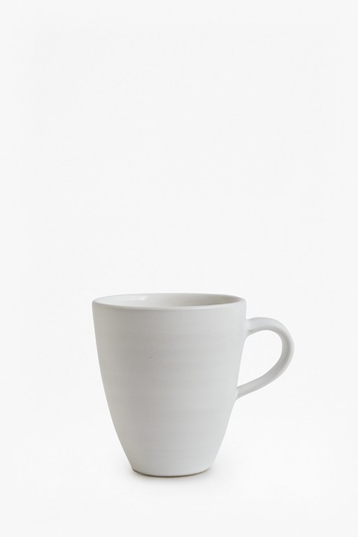 Complete the Look Artisan White Standard Mug