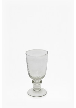 Hammered Wine Glass