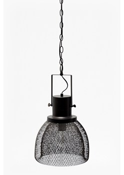 Industrial Mesh Ceiling Light