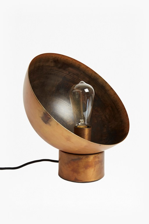 molten table lamp