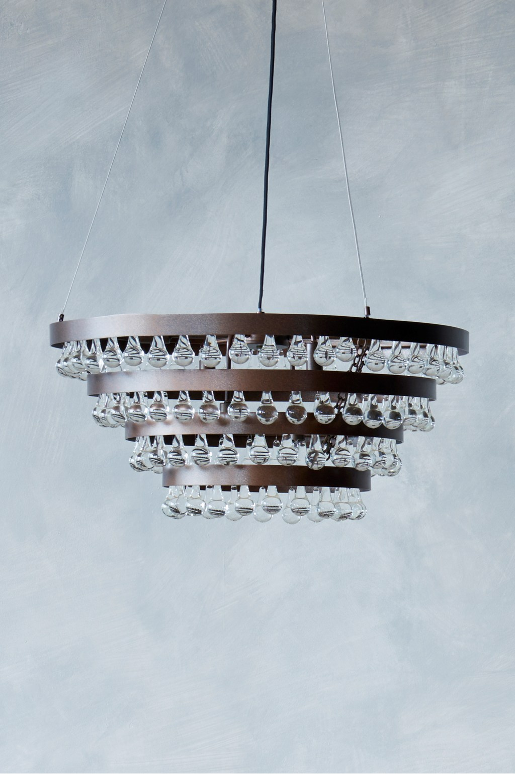 Tiered droplet chandelier collection french connection aloadofball Gallery
