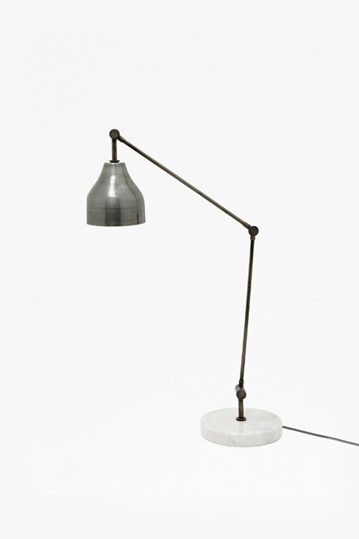 Complete the Look Marbled Guy Lamp