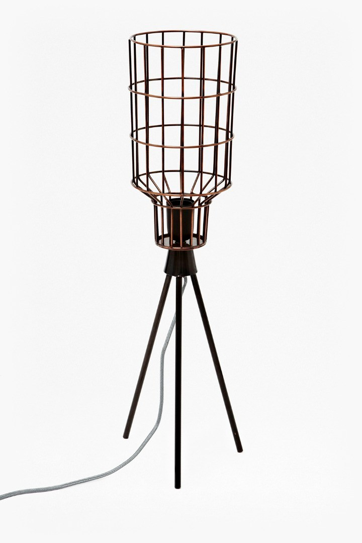 Caged Bird Table Lamp. Loading Images.