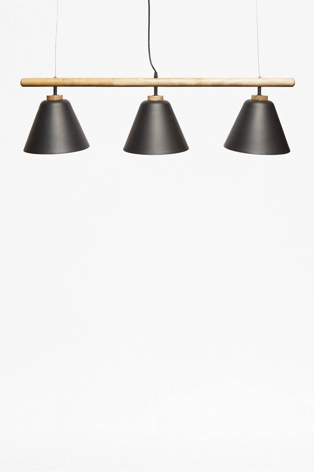 3 Pendant Ceiling Light Collection French Connection