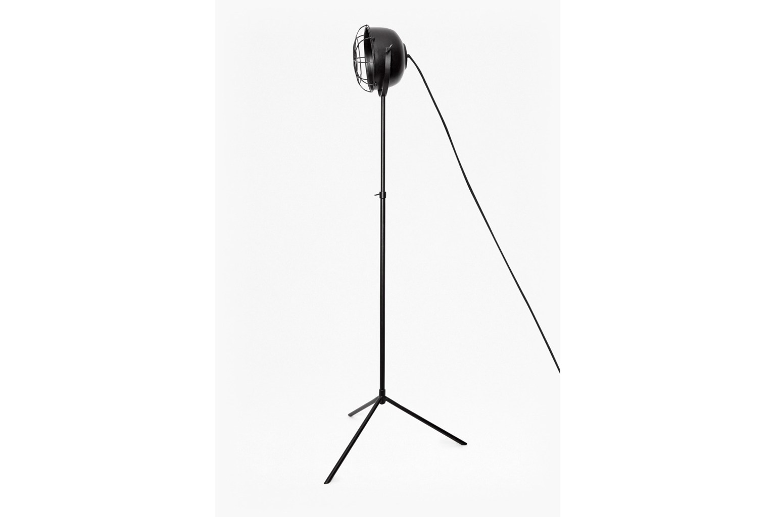 Photographers Floor Lamp - gunmetal