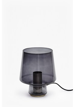 Smoked Table Lamp