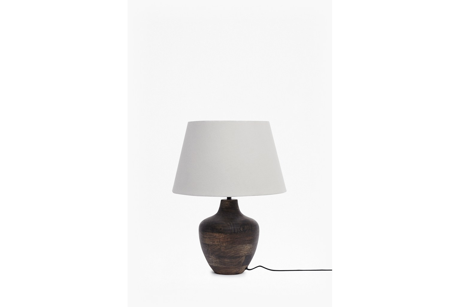 Miko Table Lamp - grey stain
