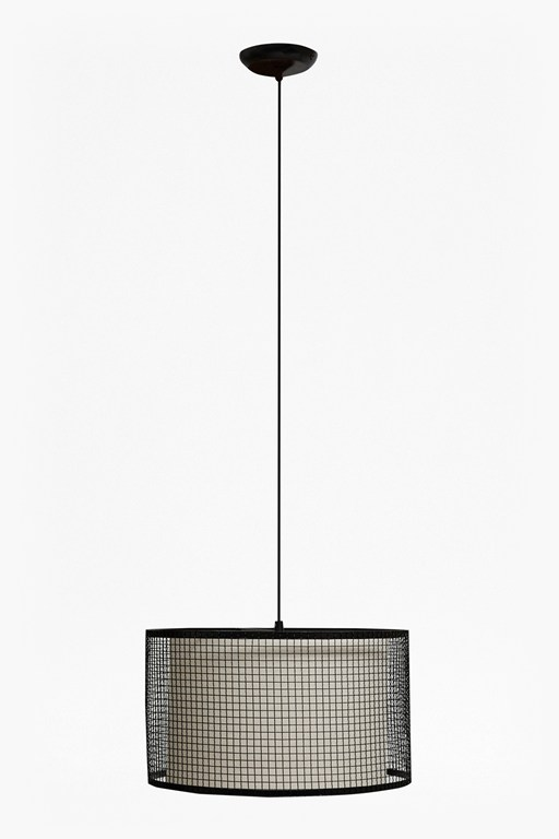Complete the Look Chain Link Ceiling Lamp