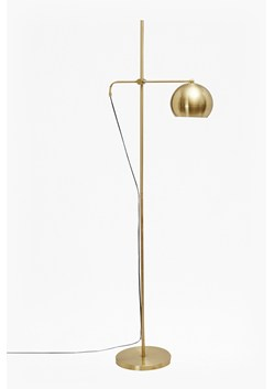 Spun Done Floor Lamp