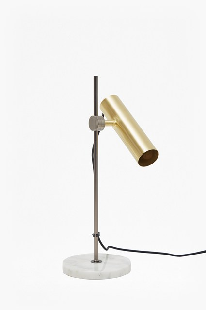 Tubular Table Lamp