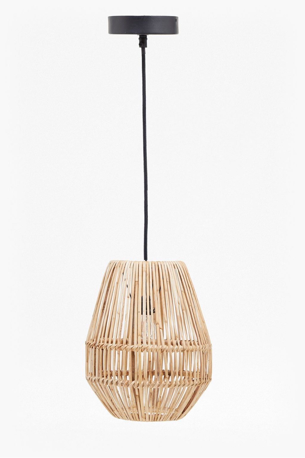 Rattan pendant light loading images