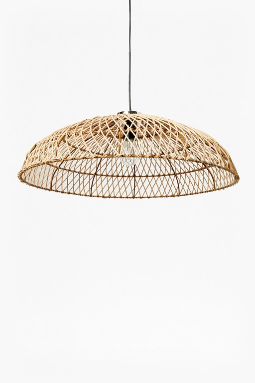 elipse french cane ceiling light