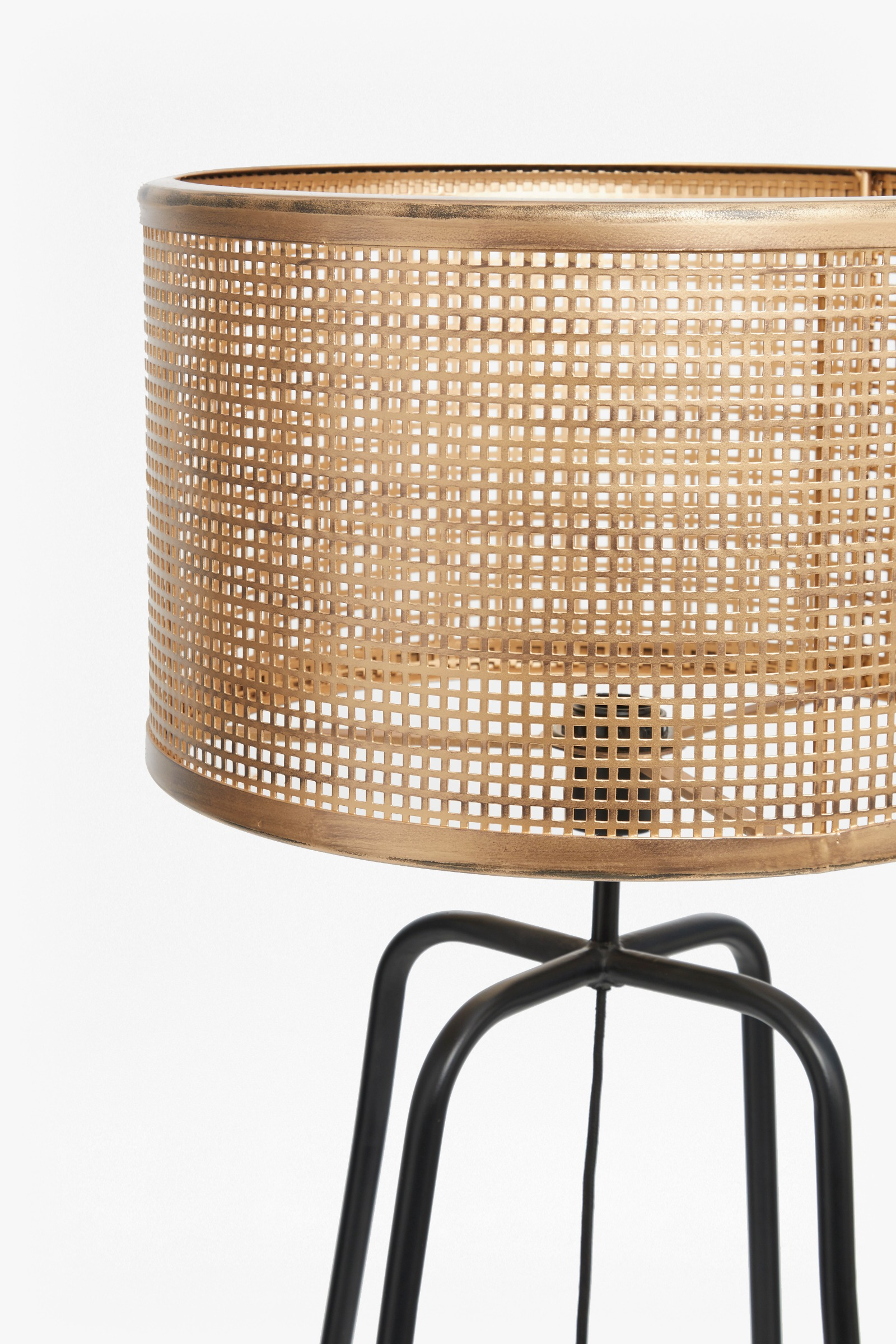 Metal Mesh Shade Floor Lamp Collection French Connection