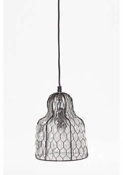 Chicken Wire Ceiling Light