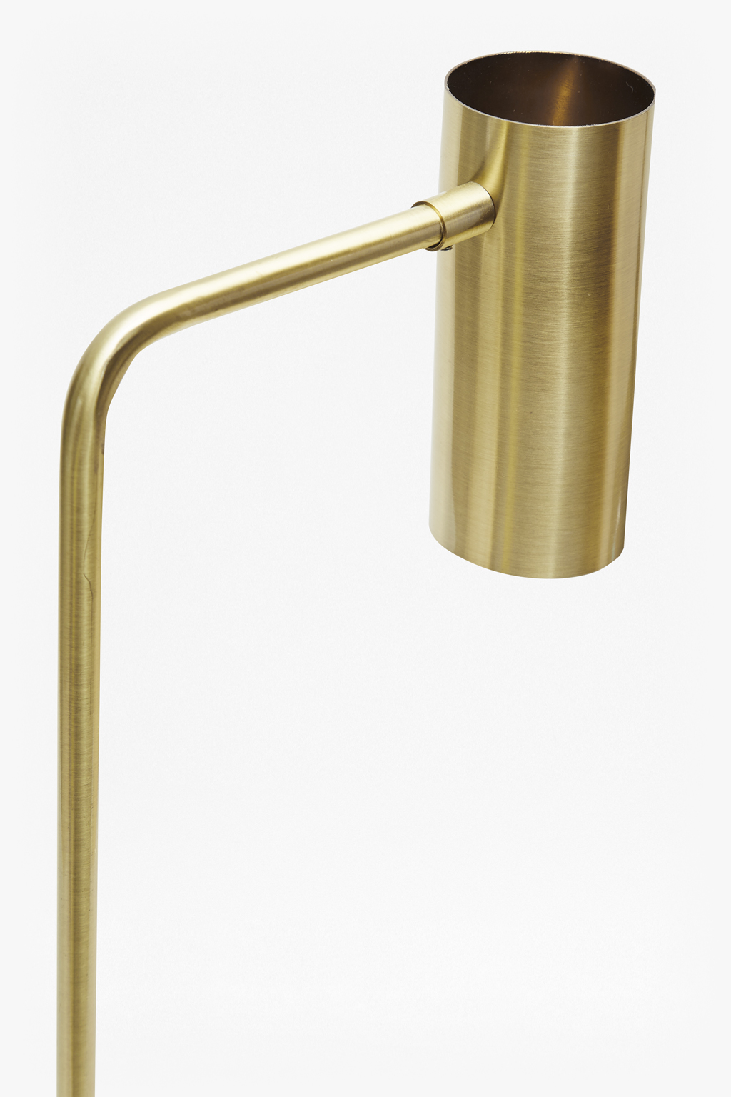 Retro Brass Table Lamp | Collection | French Connection