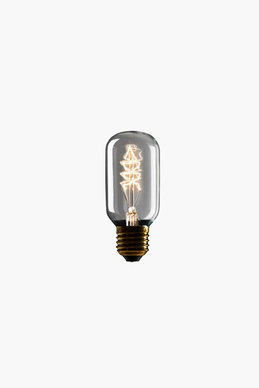 Vintage Dome Screw Lightbulb ABC2503 - transparent