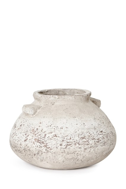 Large Distressed Pot