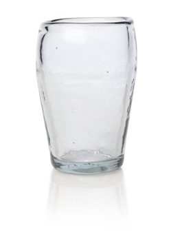 Clear Glass Vase