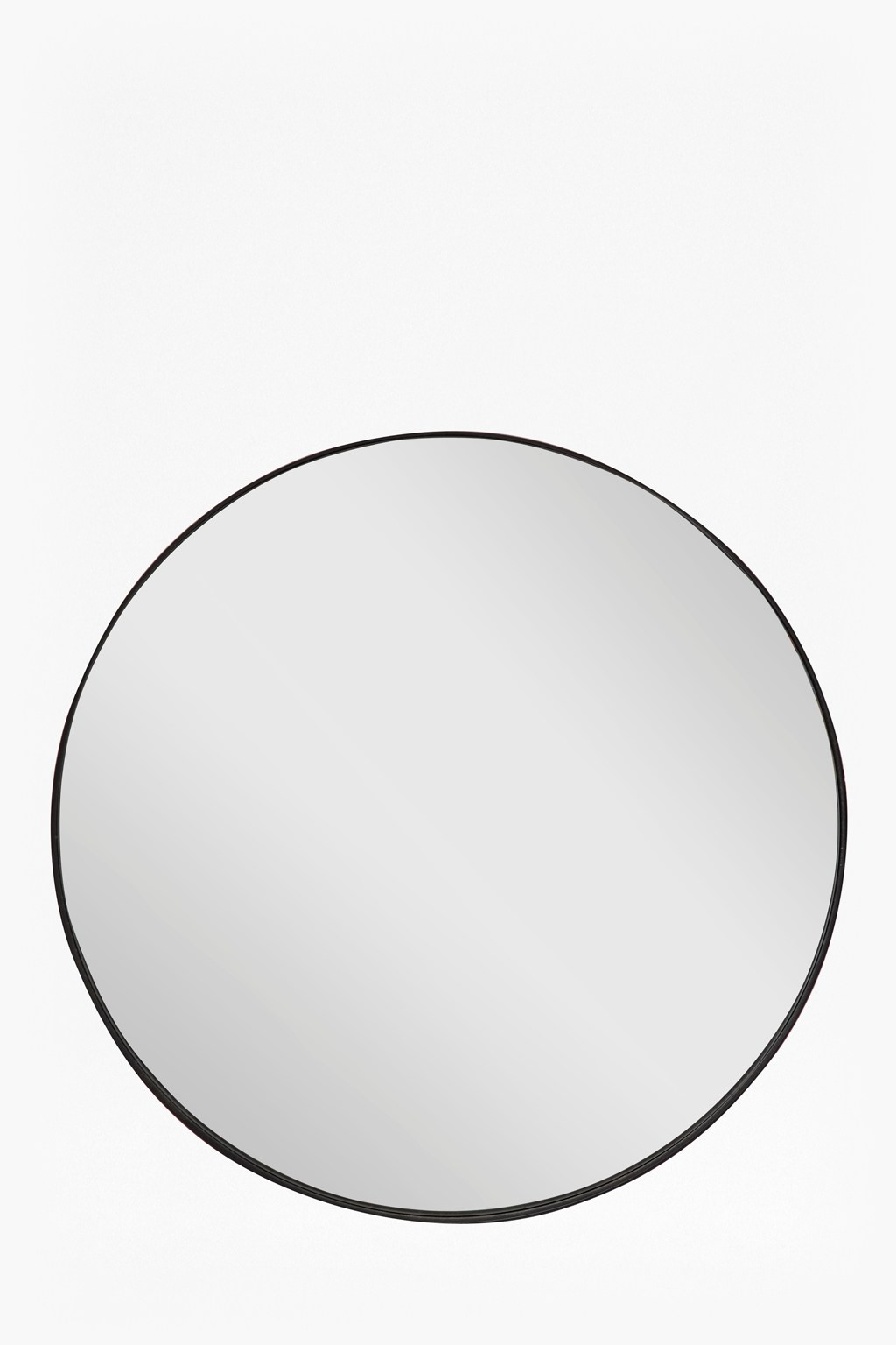 Large Round Mirror Loading Images