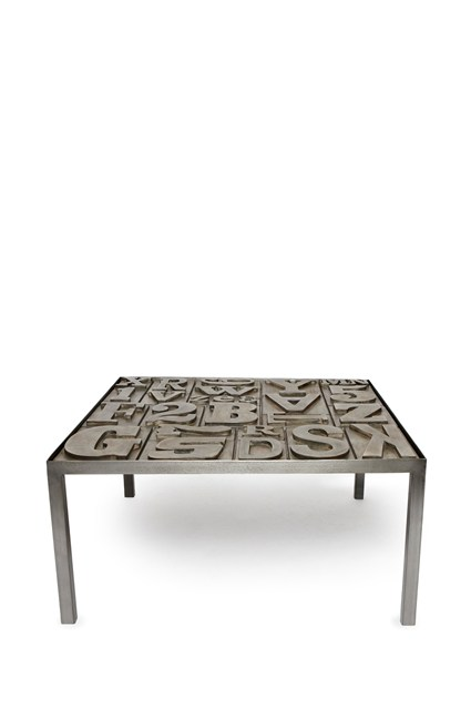 Block Screen Table
