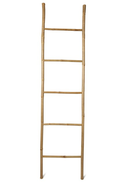 Bamboo Textile Ladder