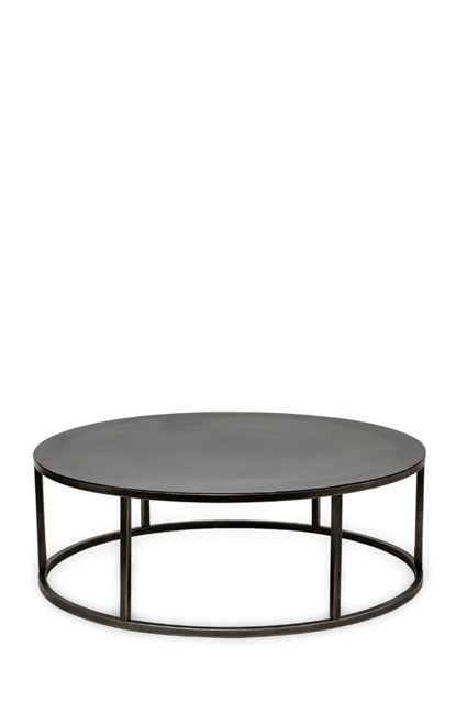 Gunmetal coffee table furniture french connection for Furniture x connection