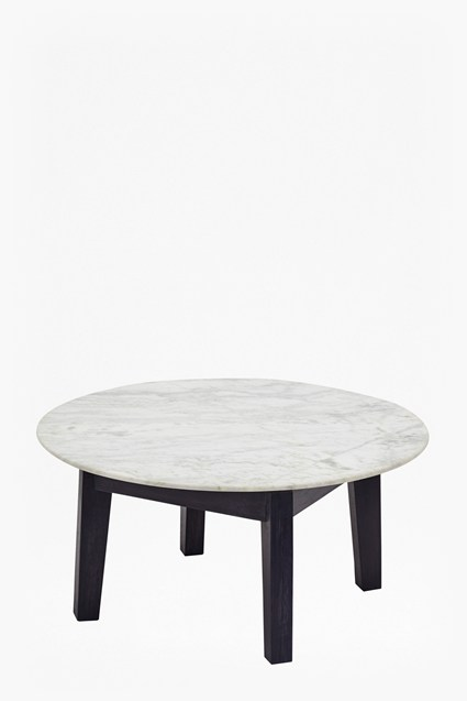 Agra Round Marble Coffee Table