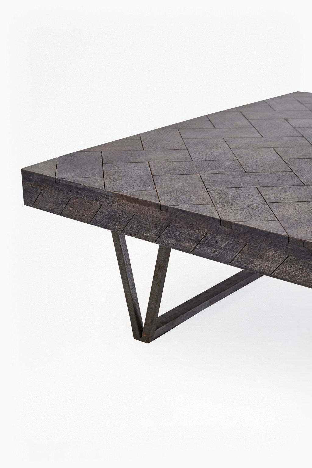 square parquet coffee table | collection | french connection