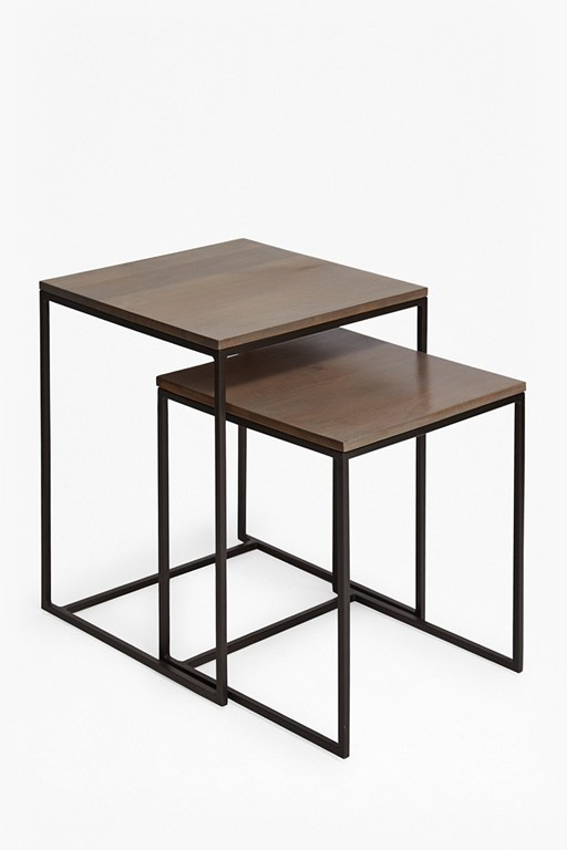 Complete the Look Industrial Franco Nest of Tables