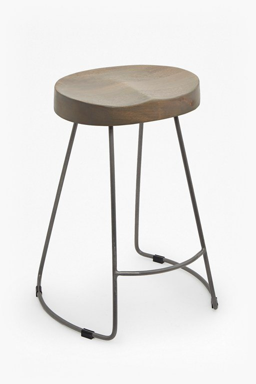 bar rustic iron reclaimed wood barstool metal frame stool and stools detail product triumph seating finishing solid buy industrial