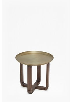 Brass Tray Table