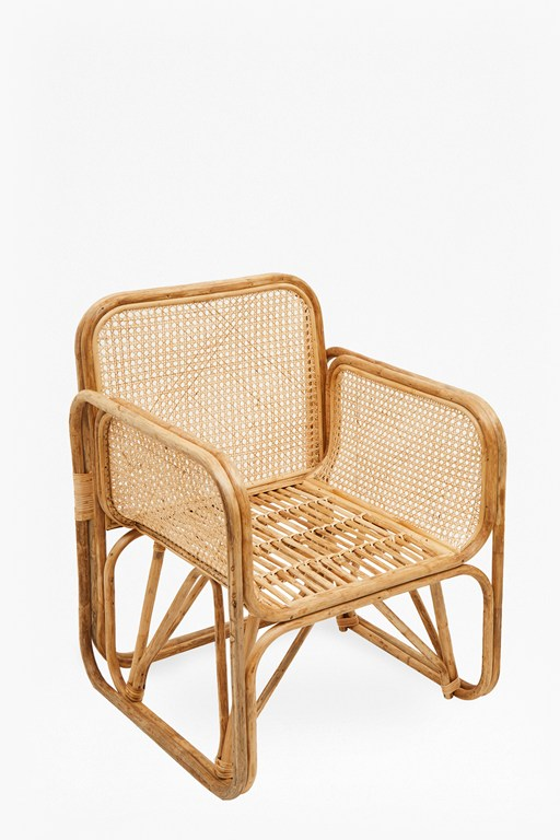 french cane chair