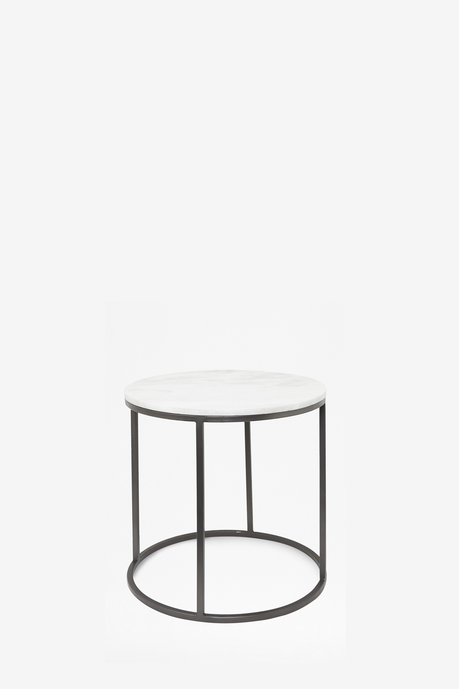Banswara Marble Side Table Collection French Connection