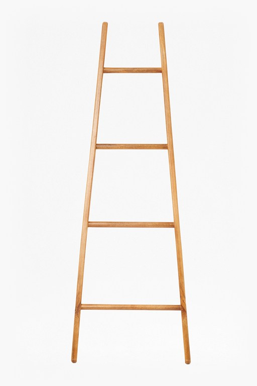 Complete the Look Wooden Ladder