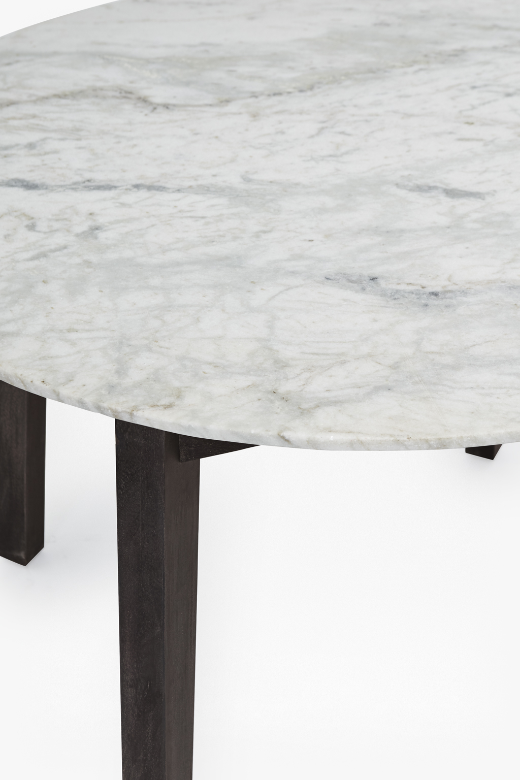 ... Agra Round Marble Dining Table. Loading Images.