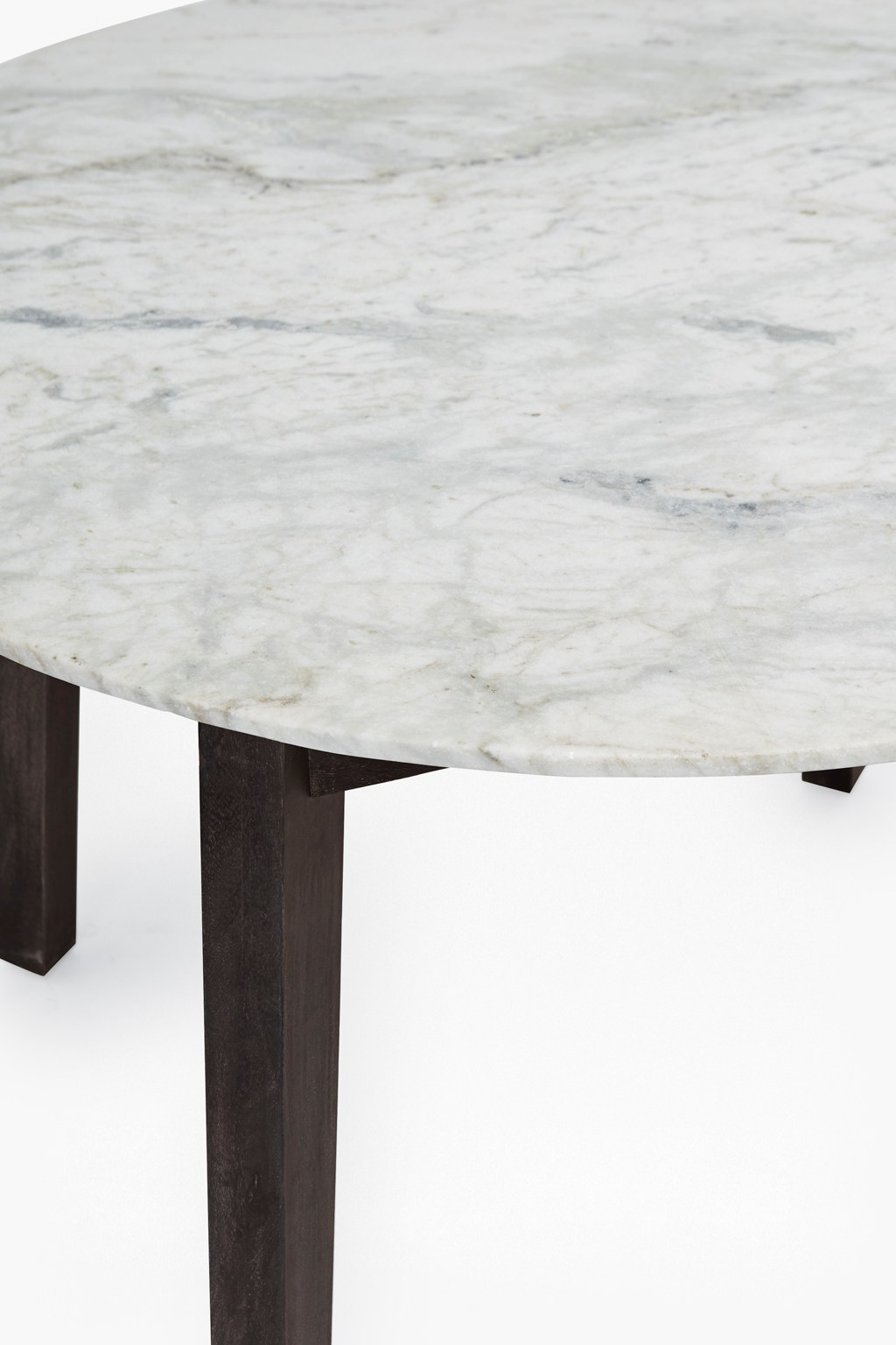 agra round marble dining table loading images - Marble Dining Table