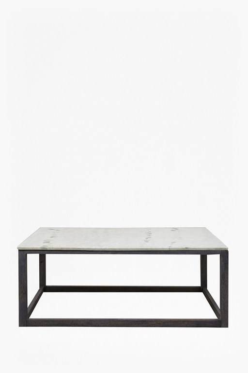 Complete the Look Marble Coffee Table