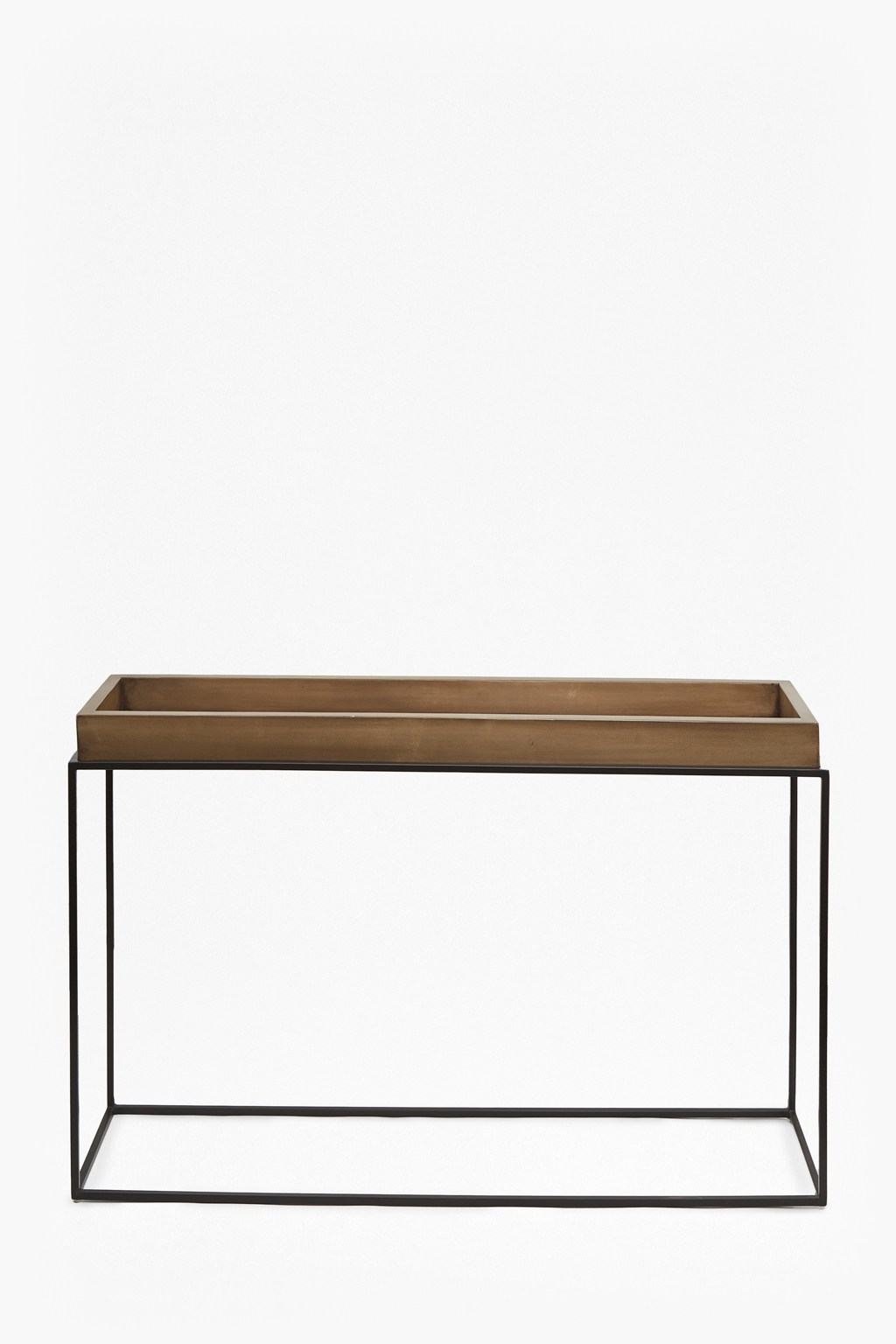 henry console table collection french connection. Black Bedroom Furniture Sets. Home Design Ideas