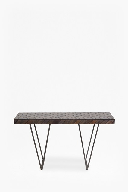 Parquet Coffee Table French Connection