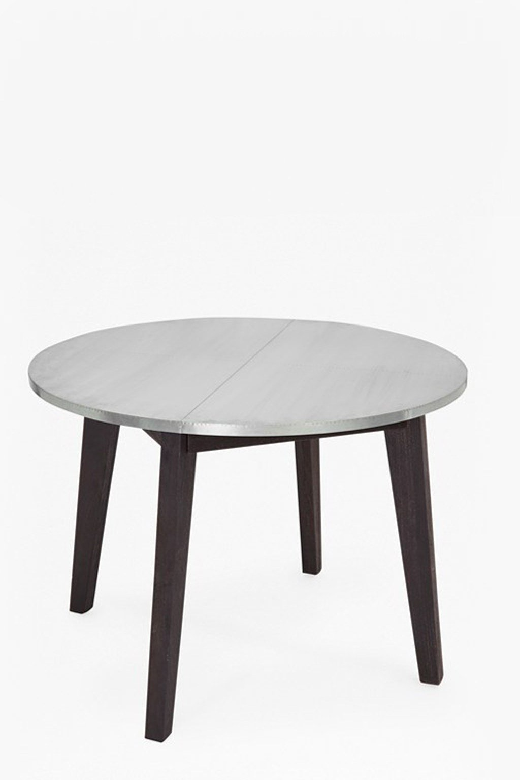 Zinc dining room table