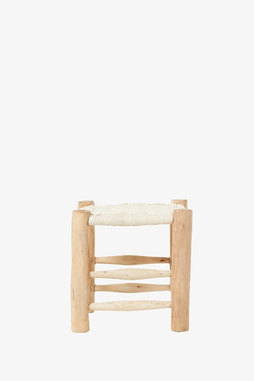 Complete the Look Dawn Woven Stool