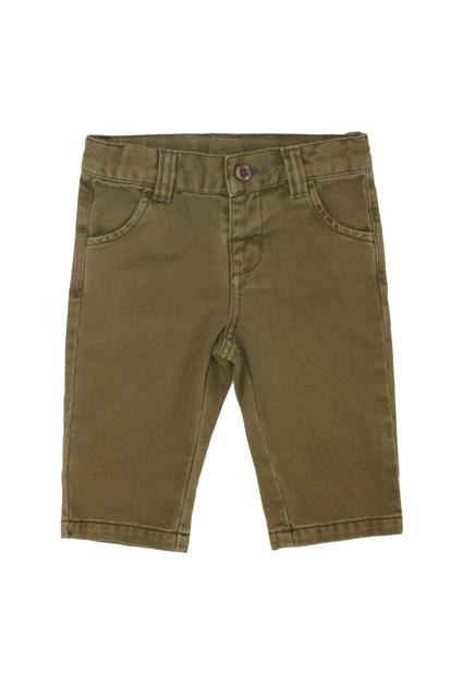 Rainbow Denim Baby Boys Trousers