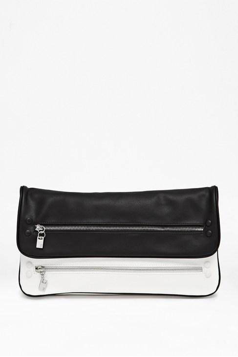 Life in the Fast Lane Fold-Over Clutch