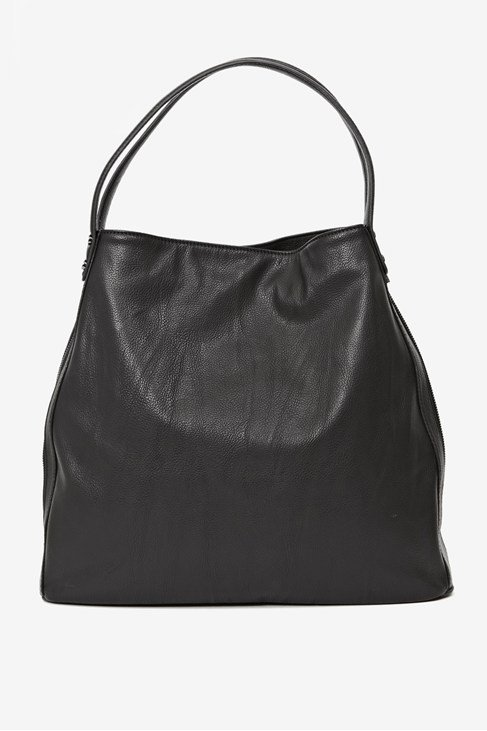 Spot On Large Shoulder Bag