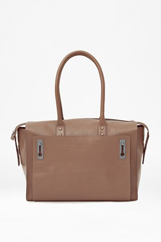 Game On Large Leather Shoulder Bag