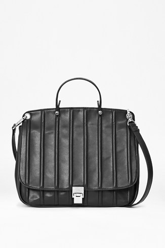 Between the Lines Satchel
