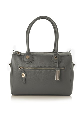 Peggy Pleather Tote Bag