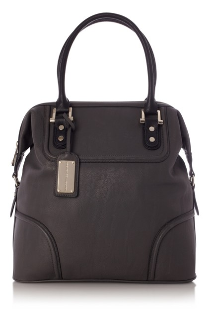Loulou Pleather Tote