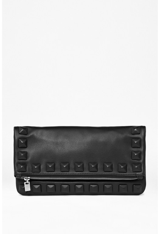 Emerson Leather Clutch