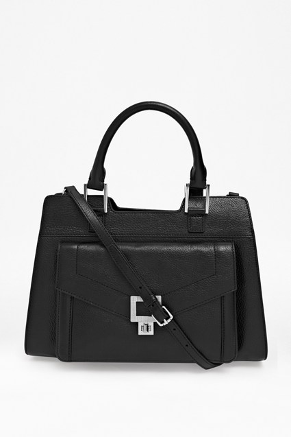 Ruby Structured Tote